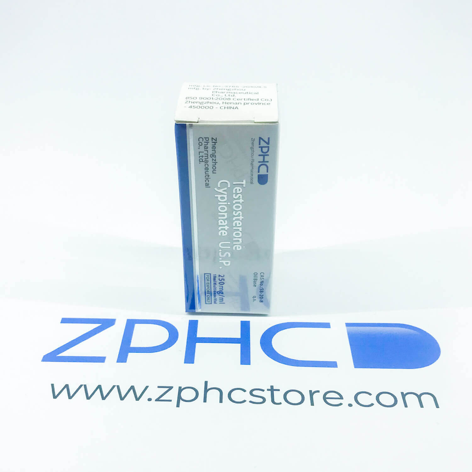 Testosterone Cypionate, Test C ZPHC zphcstore.com