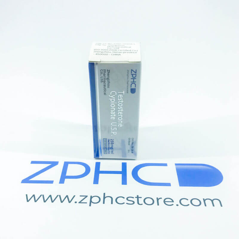 Testosterone Cypionate (Test C) 200mg Online Steroids ZPHC store