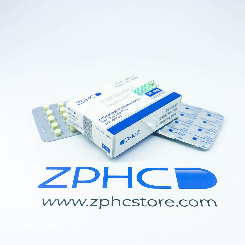 Turinabol ZPHC zphcstore.com