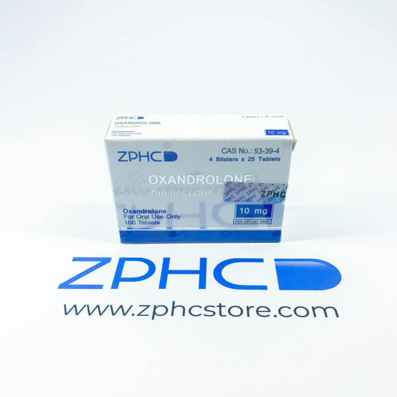Oxandrolone Anavar ZPHC zphcstore.com