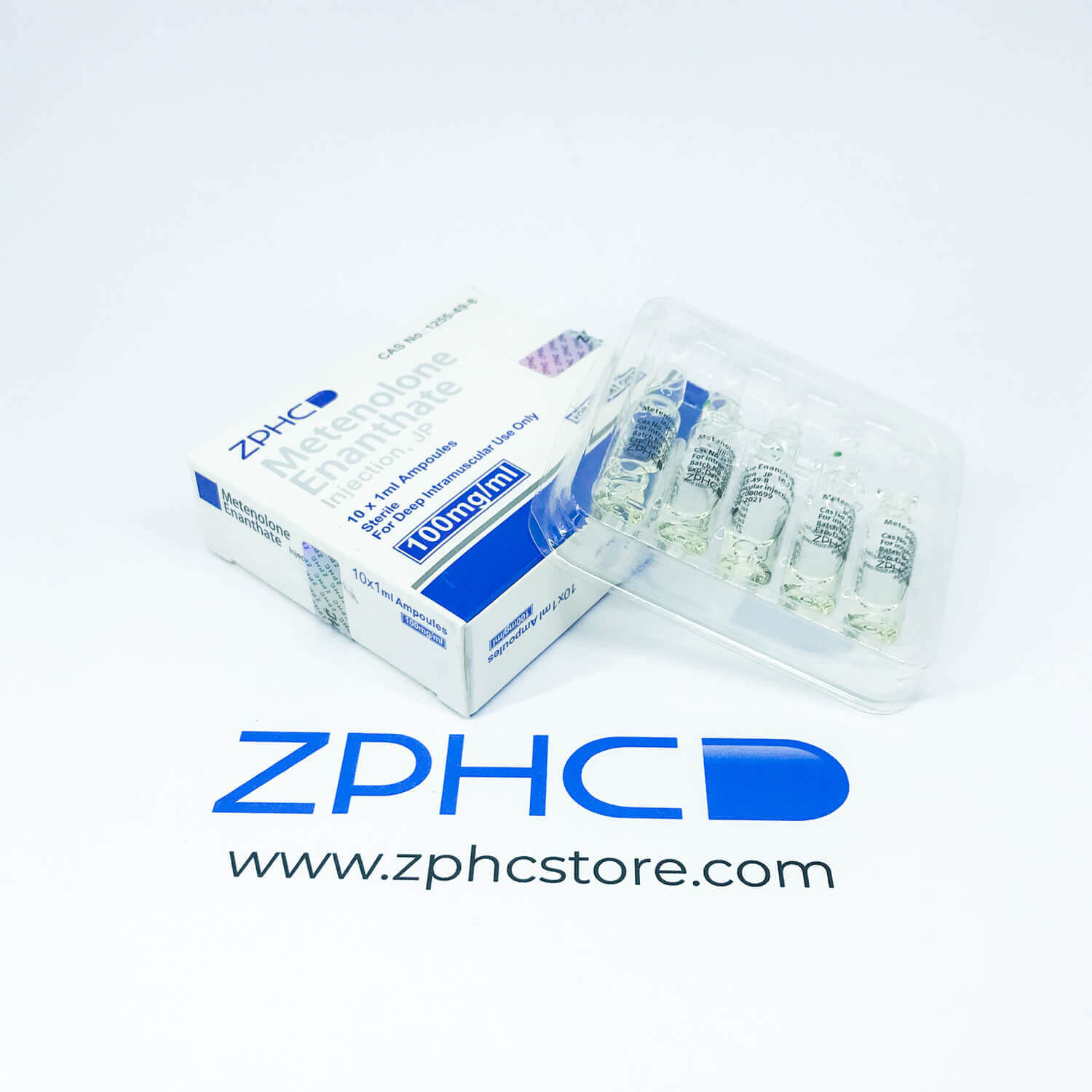 Methenolone Enanthate, Primabolan, Prima ZPHC zphcstore.com