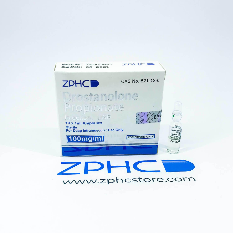 Masteron Propionate amps ZPHC