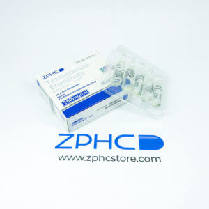 Testosterone Enanthate, Test E amps ZPHC zphcstore.com