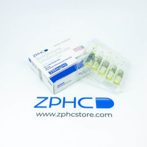 Boldenone Undecylenate amps ZPHC