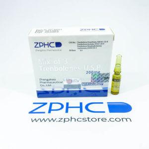 Mix of 3 Trenbolones, Tren Mix ZPHC zphcstore.com