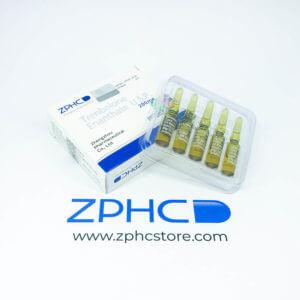 Trenbolone Enanthate, Tren E amps ZPHC zphcstore.com