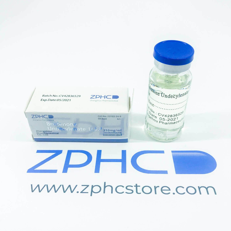 Boldenone Undeclyenate, Bold ZPHC zphcstore.com