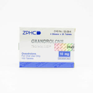 Anabolic Steroid Oxandrolone (Anavar), USA domestic, zphcstore.com