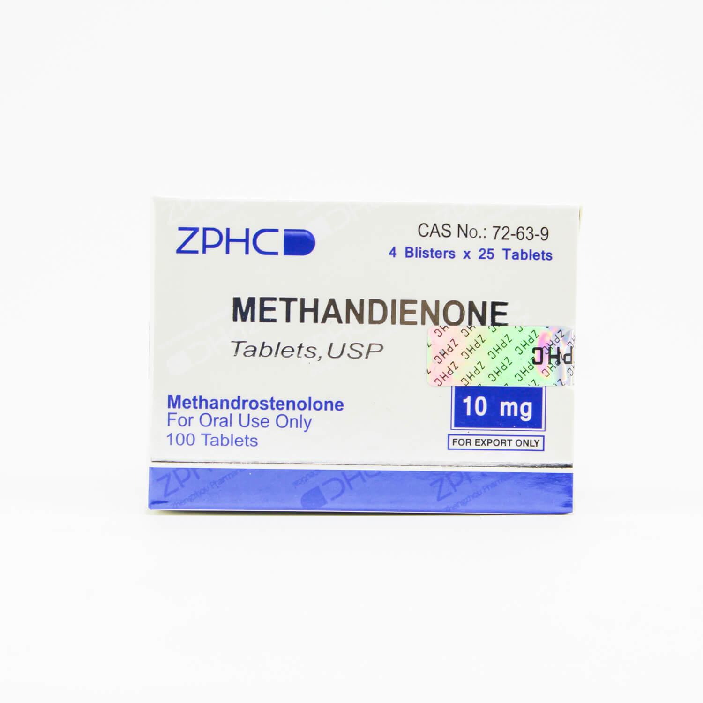 Anabolic Steroid Methandienone (Dianabol) ZPHC USA domestic
