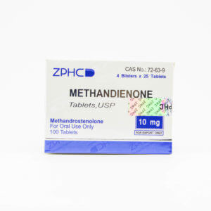 Steroid pills Methandienone (Dianabol) ZPHC USA