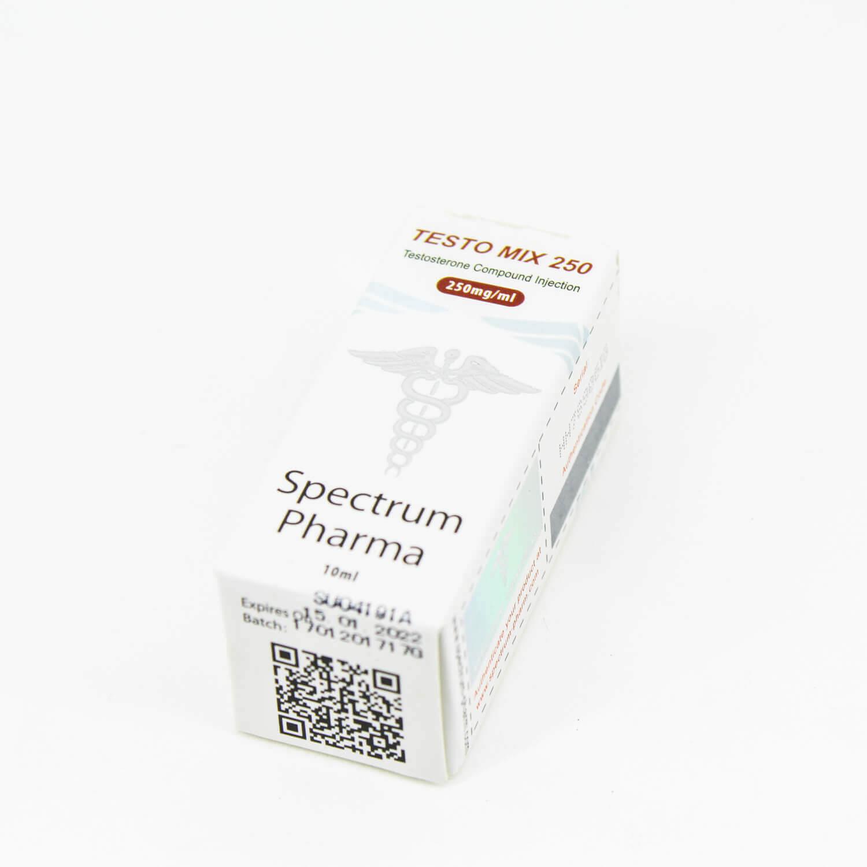 Testo Mix (Sustanon) USA Spectrum img2