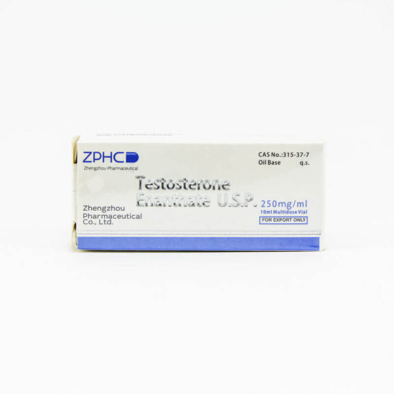 anabolic steroid Testosterone Enanthate, Test E USA ZPHC zphcstore.com