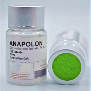 Anapolon (Anadrol) pills USA Spectrum