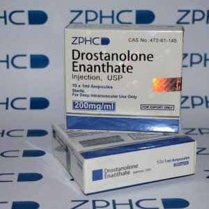 Masteron Enathate amps ZPHC