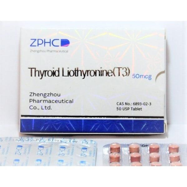 Thyroid Liothyronine (T3) tablets USA ZPHC