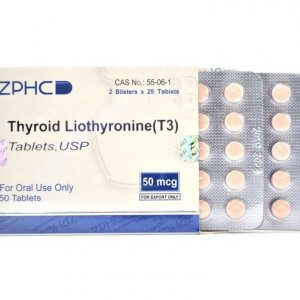Thyroid Liothyronine (T3) tablets ZPHC